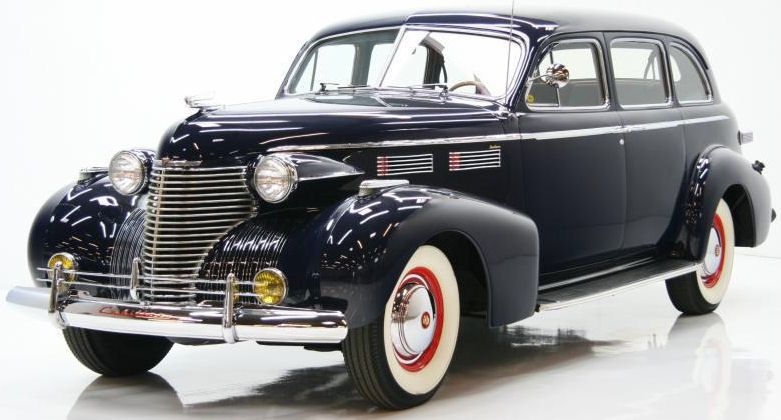 1940 Cadillac history INTRODUCTION | 1940's cars | Pinterest ...