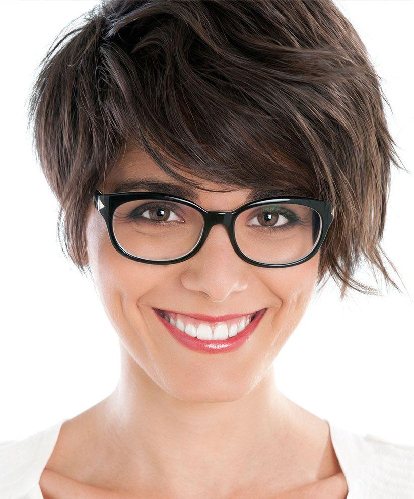 Eyeglass Factory Your Santa Barbara Area Eyeglasses Store Eyeglass Factory Thick Hair Styles Short Hair Styles Haircut For Thick Hair