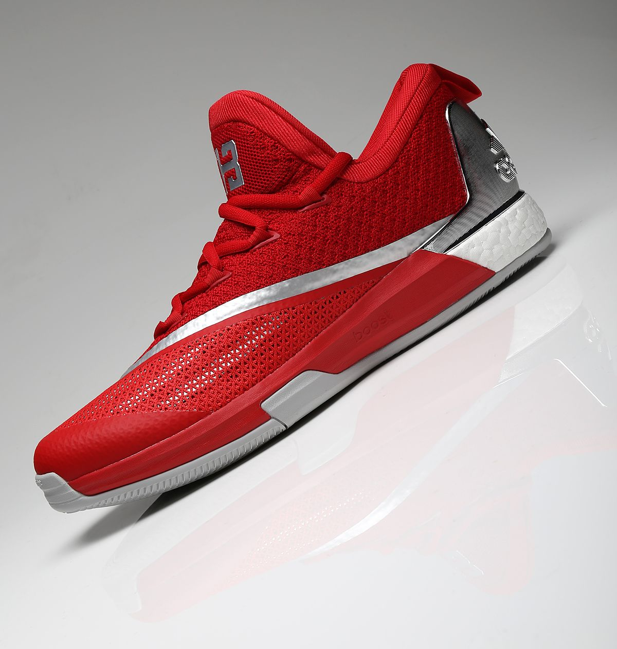 best cheap 7ab10 c6eeb James Harden adidas Crazylight Boost 25 10