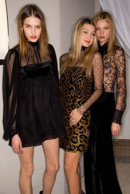 Emilio Pucci Fall 2015 Ready-to-Wear Fashion Show: Beauty - Style.com