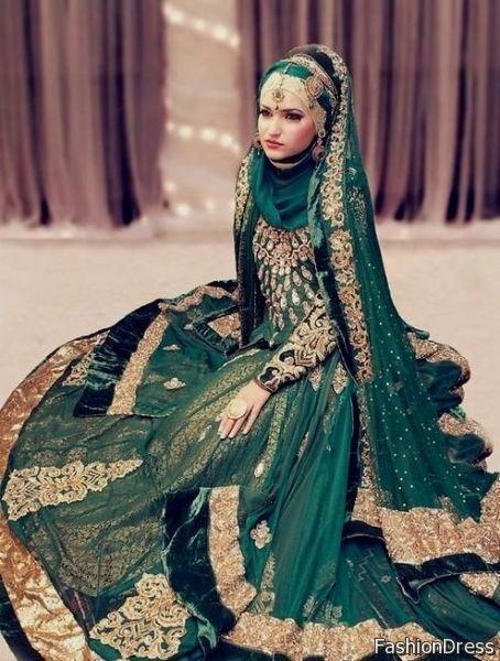 Cool Indian Muslim Wedding Dress For Women 2017 2018