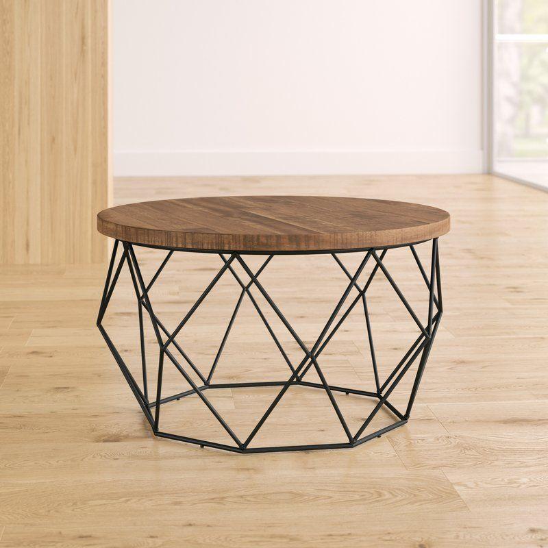 Ahart Frame Coffee Table Coffee Table Coffee Table Metal Frame