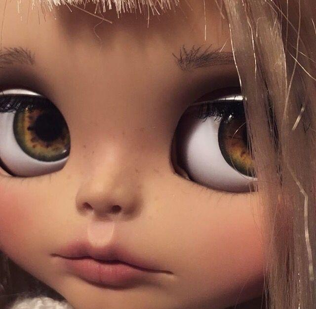 Daisy Custom Blythe by LoveLaurie