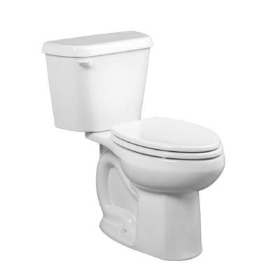 American Standard Colony 2 Piece 1 6 Gpf Elongated Toilet In White 221ca004 020 The Home Depot China Toilet American Standard Toilet