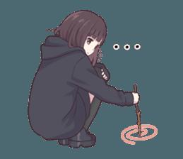 Menhera-chan 2 EN – LINE stickers | LINE STORE | Menhera