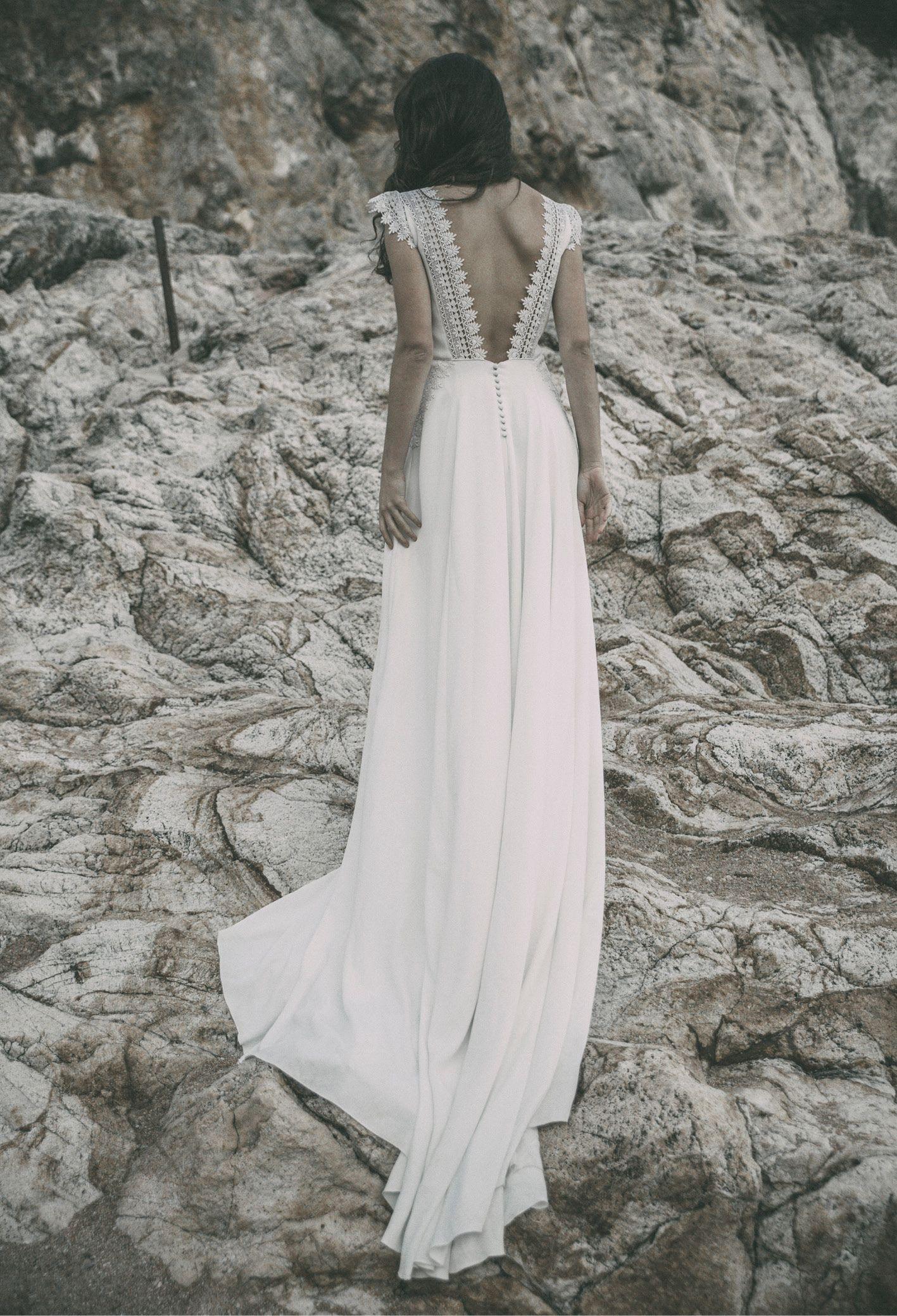 Claudia llagostera atelier gallery vestidos de novia pinterest