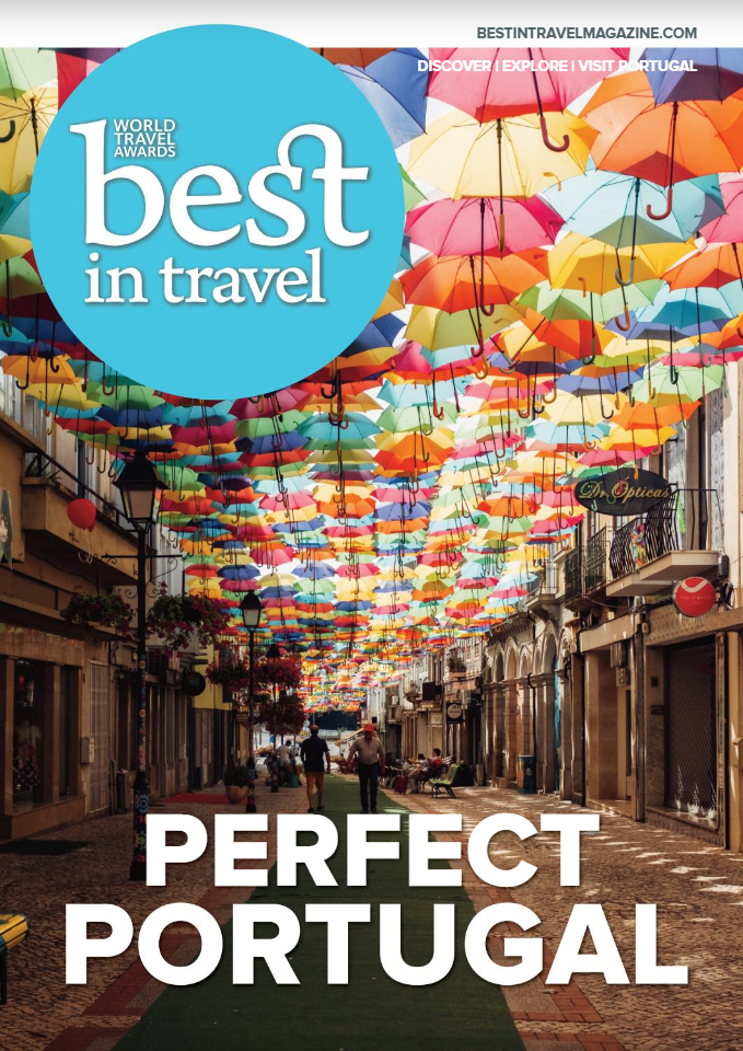 9b28bbe592 Discover  Portugal - Best In Travel Magazine Issue 83 05-12-2018