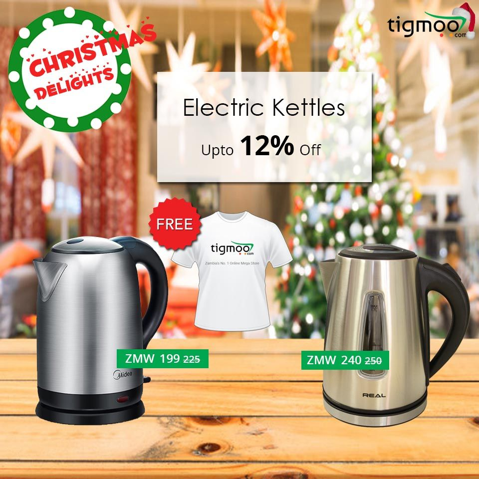 Save UP TO 12 % OFF on #ElectricKettles at #Tigmoo Zambia shop here Zambian Kitchen Ideas Html on american kitchen ideas, italian kitchen ideas, indian kitchen ideas, ethiopian kitchen ideas, german kitchen ideas, filipino kitchen ideas, norwegian kitchen ideas, french kitchen ideas, sri lankan kitchen ideas, kenyan kitchen ideas,