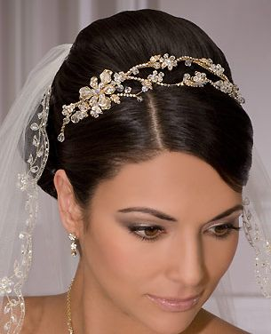 Beautiful Tiara Headband