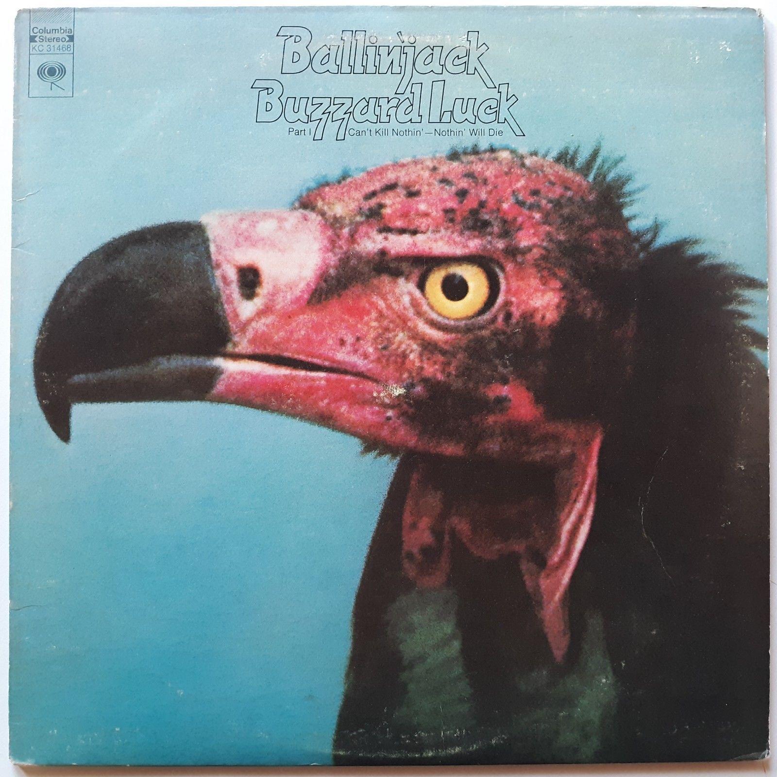 Details About Ballin Jack Buzzard Luck Vinyl Record Ex Vg Buzzard Vinyl Records Vinyl