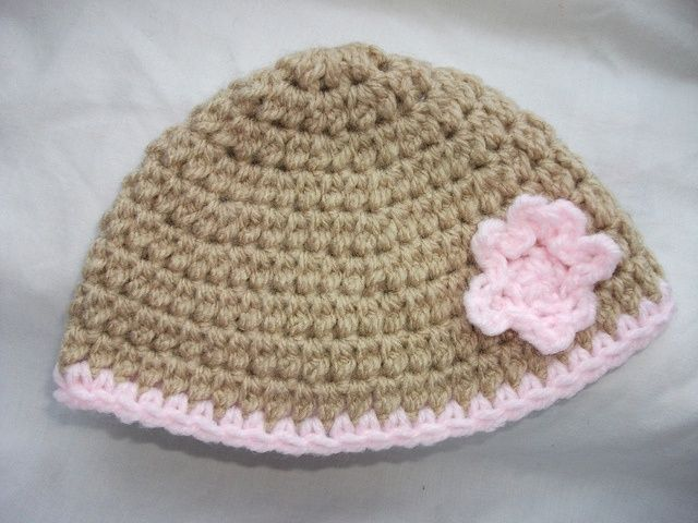 Easy Crochet Baby Hat Easy Baby Beanie Crochet Hat Pattern