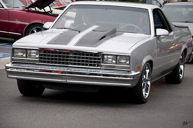1982 Chevrolet El Camino Classic Cars Trucks Chevy Chevrolet