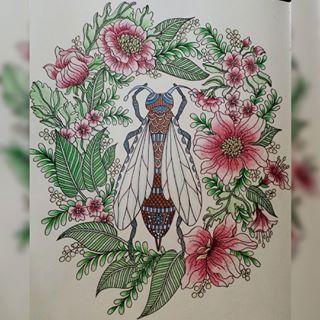 #dagdrömmar #hannakarlzon #målarbokförvuxna #målarbok #adultcoloring #coloring #coloringbook #adultcoloringbook #hannakarlzon #illustration