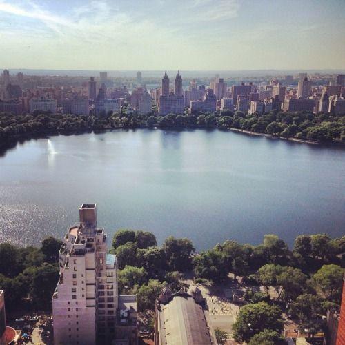 Jacqueline Kennedy Onassis Reservoir #nycfeelings