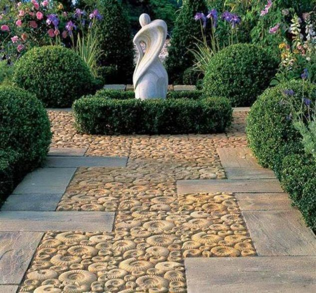 12 Ideas For The Garden Floor Design That Will Take Your Breathe Away  Top Inspirations