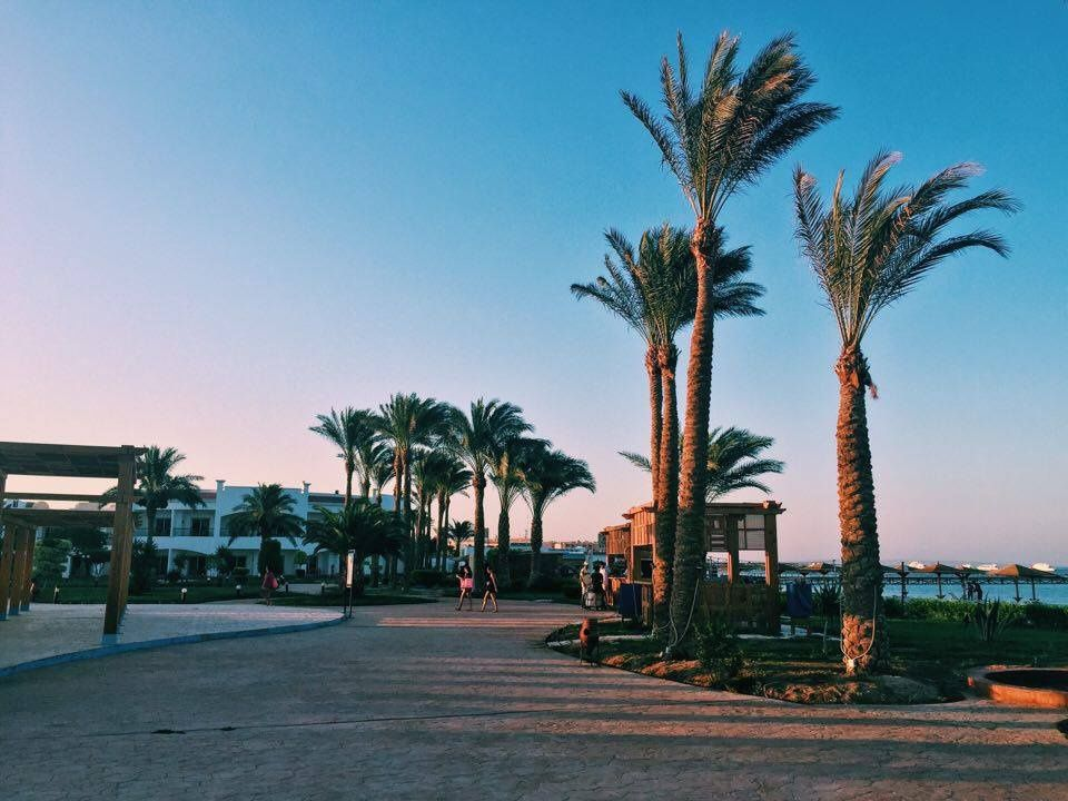 Hotel Grand Seas Hostmark Resort, dovolena a zájazdy do hotela Hurghada - INVIA.SK
