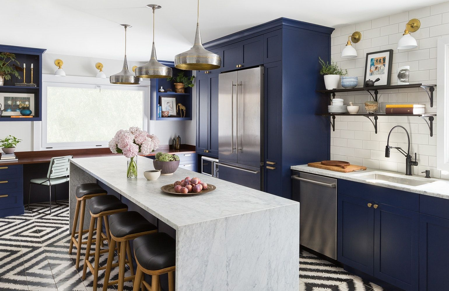 Inside a Four Square Home with an American Sensibility   Chairish ...