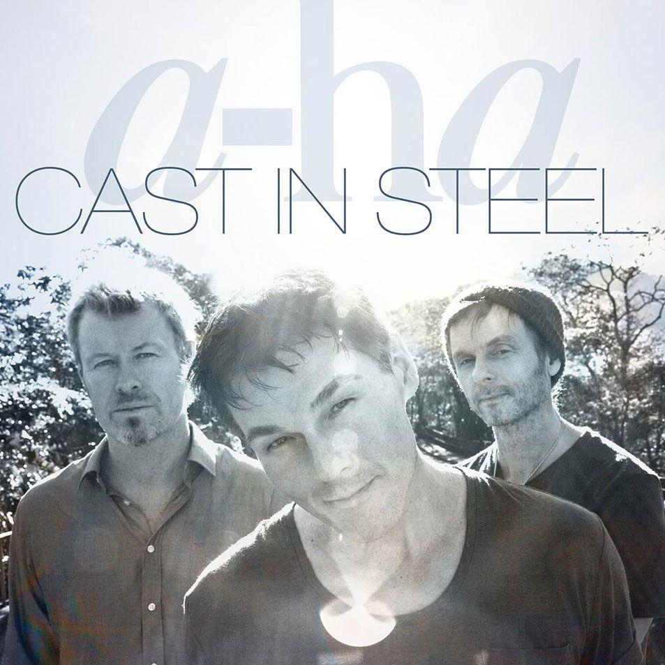 A Ha Cast In Steel 2015 En 2020 Portadas De Discos Caratulas