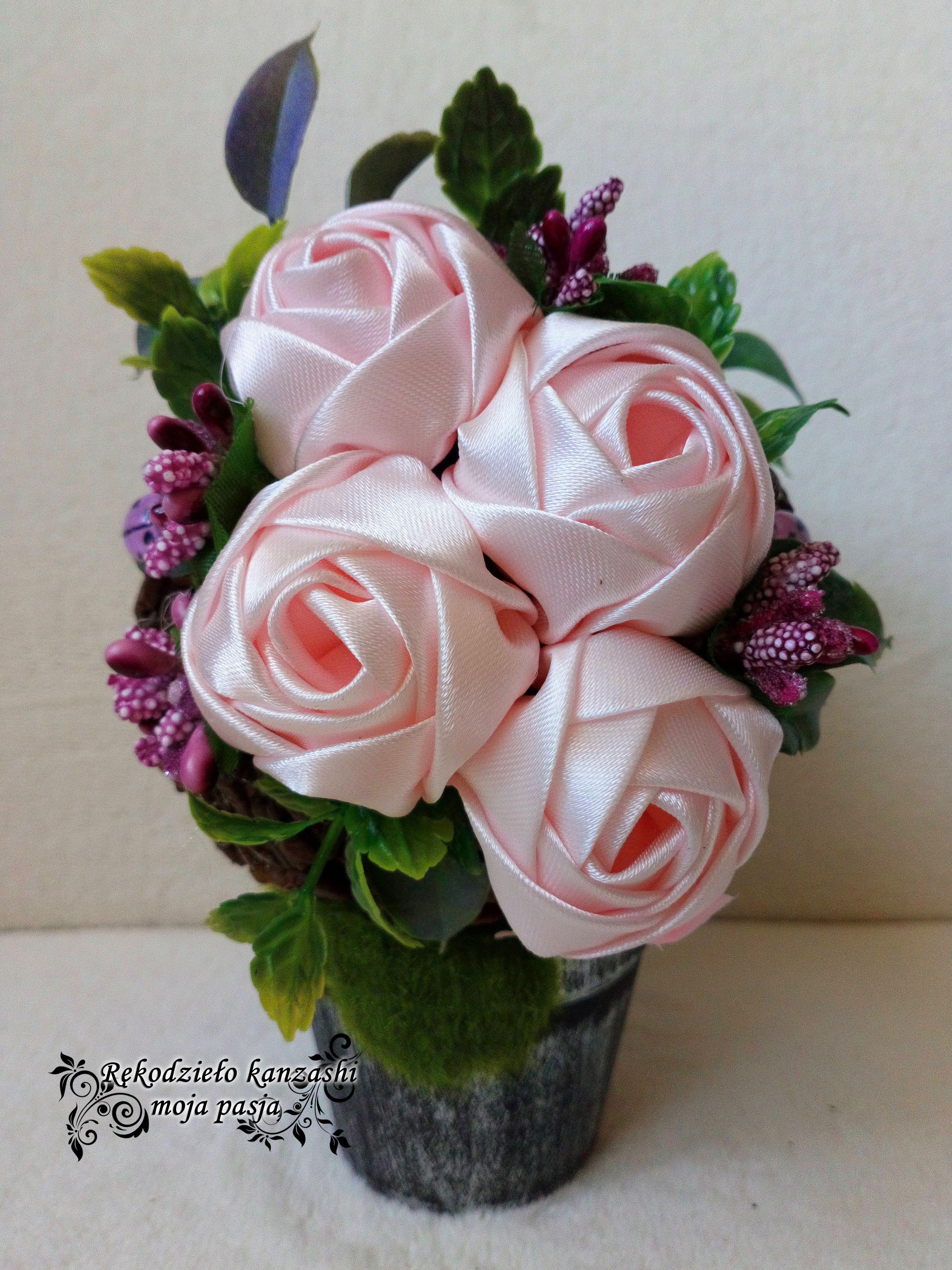 Flower Box Kawowy Na Doniczce Rose Plants Flowers