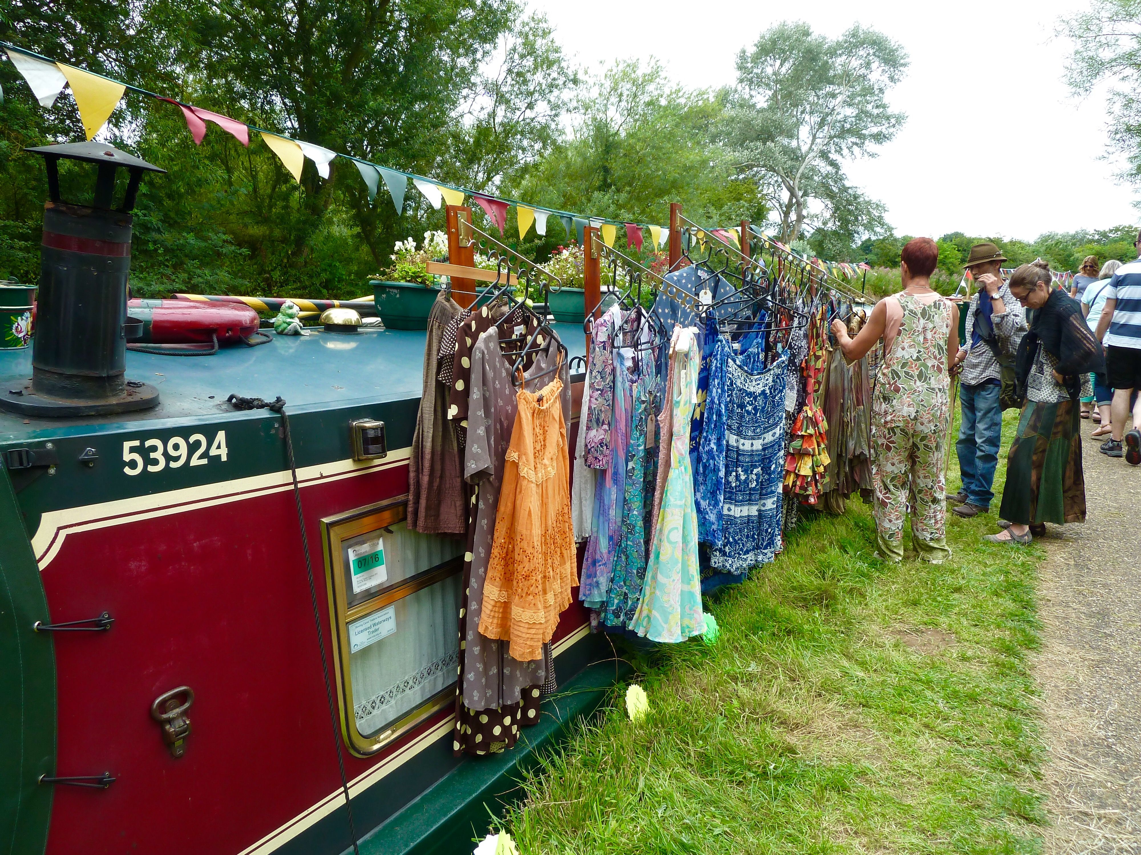 Linslade Canal Festival July 2016