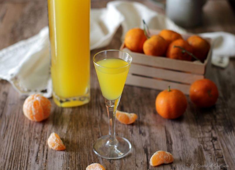 Liquore Di Clementine Fatto In Casa Anche Bimby Agrumi Ricetta