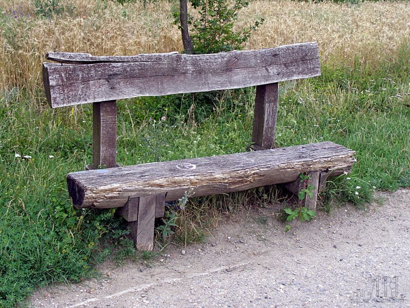 Rustic Decor Old Bench Primitive Country Decor By