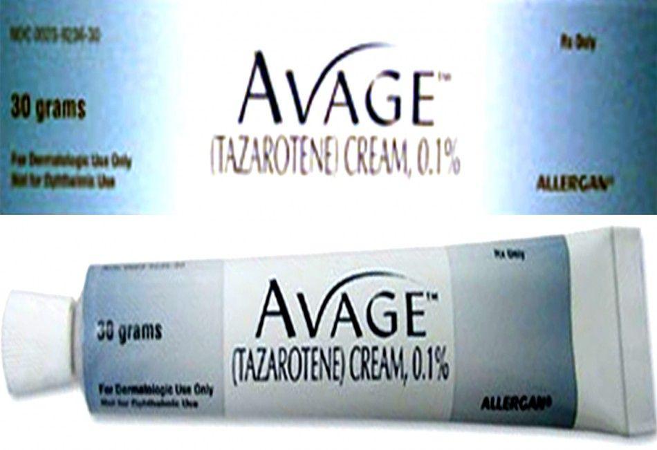 Tazarotene Avage Acne Cream