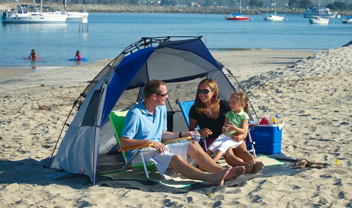 lightspeed quick cabana & lightspeed quick cabana | BEACH | Pinterest | Cabanas and Tent