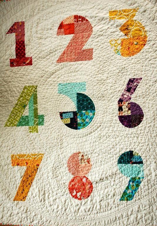 This free quilt pattern is called u201cNumeralu0027s Blueprintu201d Each number - fresh blueprint 3 free download