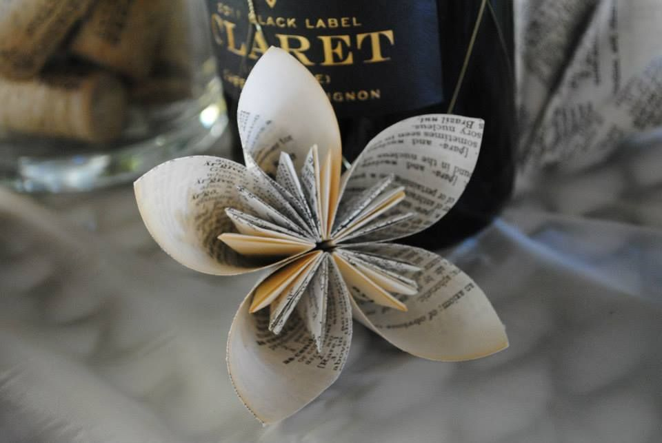 Affordable wedding photography #paperflowers #diywedding