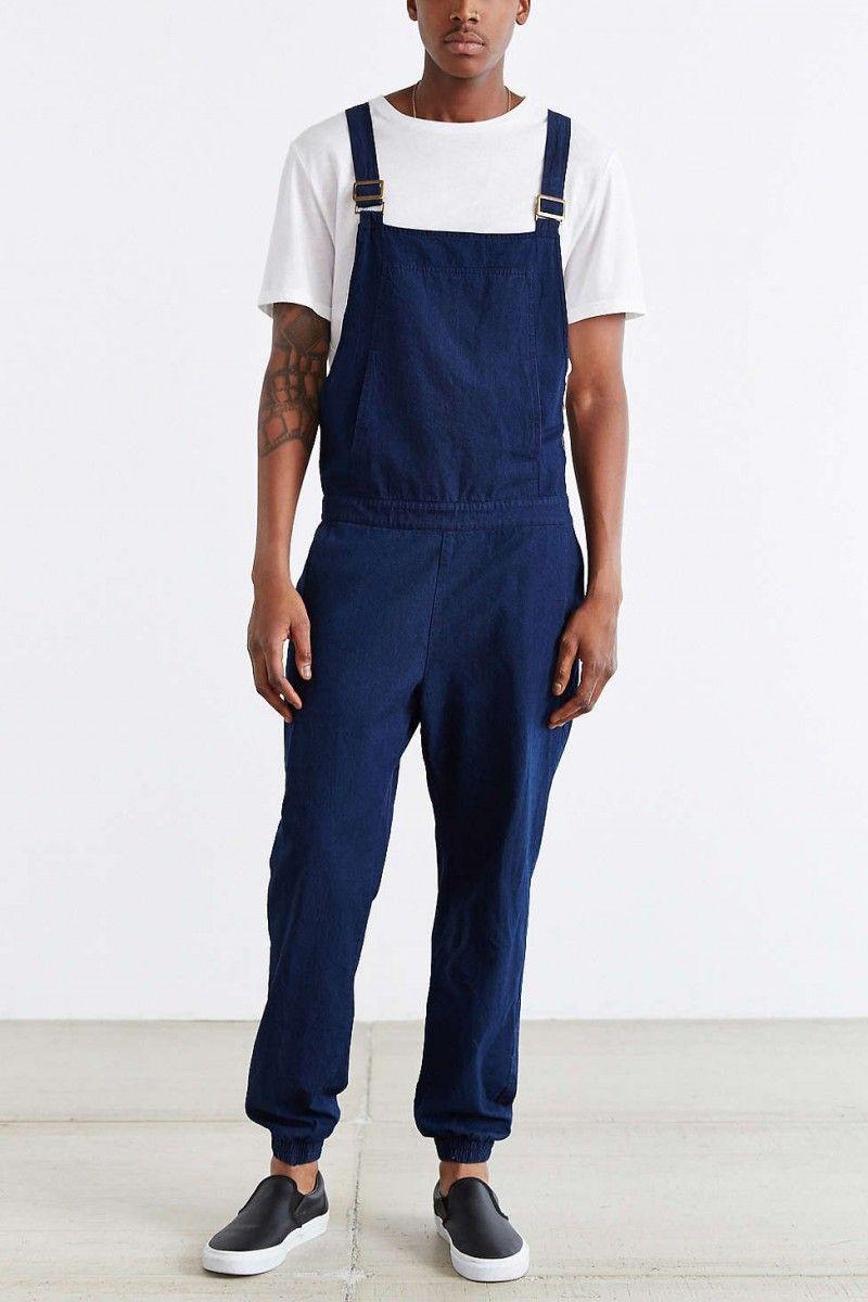 Fashion Overalls + Men's Overall Shorts AKA Shortalls