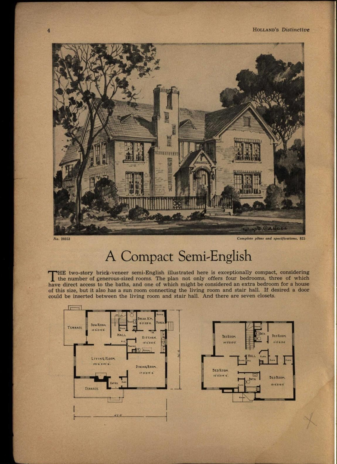 Holland S House Plans Holland S Magazine Free Download Borrow And Streaming Internet Archive How To Plan House Plans Country House Plans
