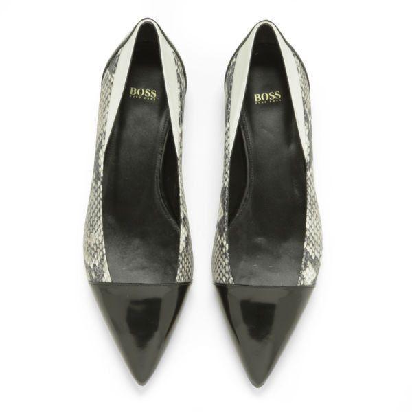 965c41a1678 BOSS Hugo Boss Women's Gaja-P Snakeskin Leather Flats (855 CNY ...
