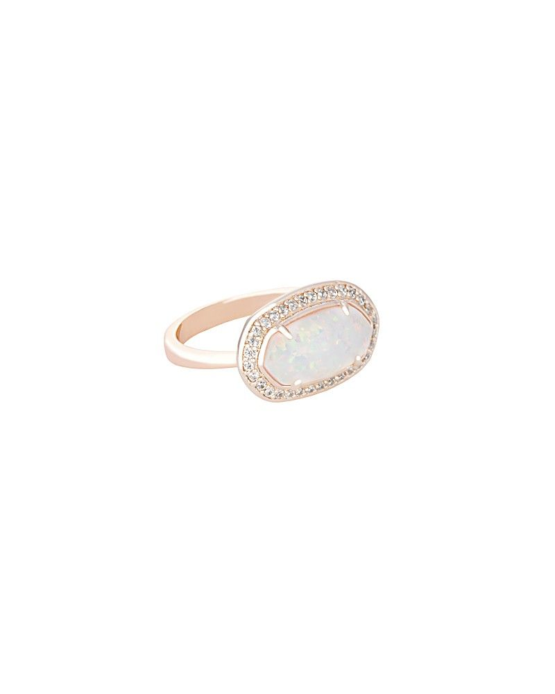 Currently crushing on this sparkling rose gold drusy ring Shiny