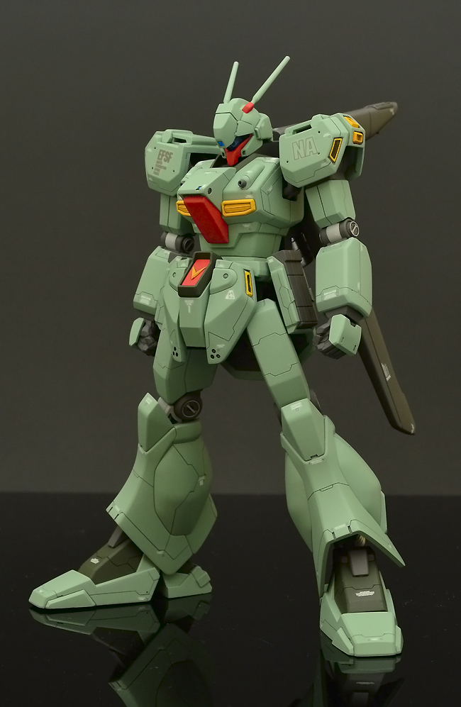 1/144 Prototype Stark Jegan by @kalpipers