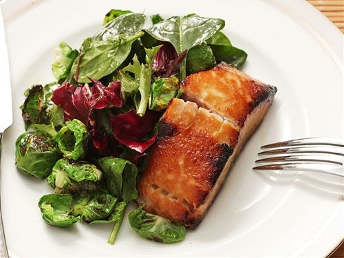 Easy Broiled Miso-Marinated Black Cod