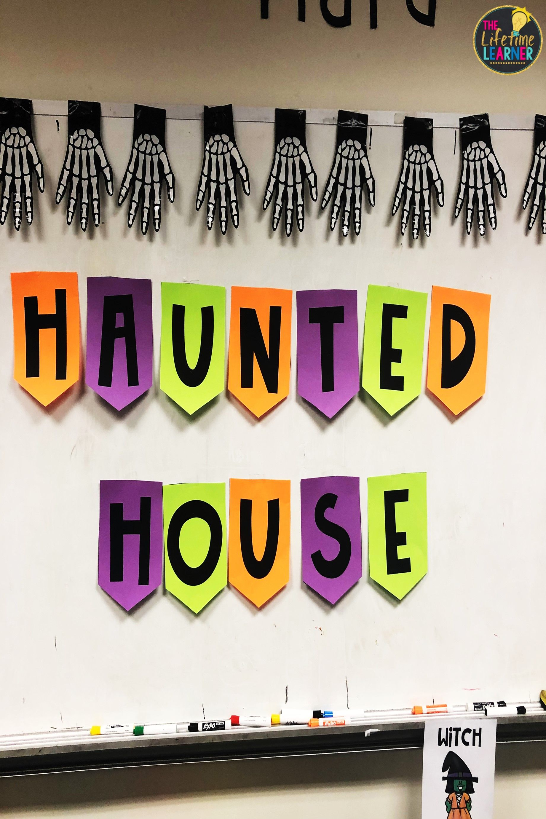 Check Out This Fun Fall Halloween Classroom Transformation