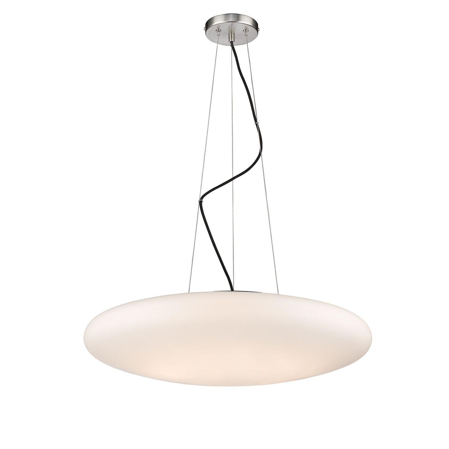 Melendy 5 Light Inverted Pendant