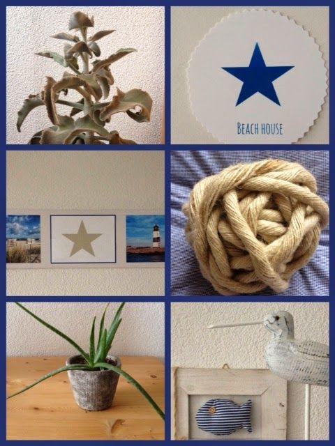 Wohnbrise: Sommer, Marine Look