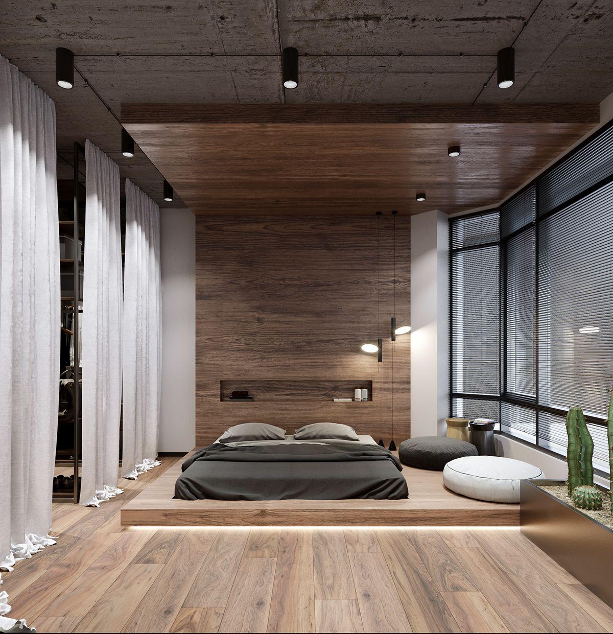urban jungle on behance  unique bedroom design luxurious