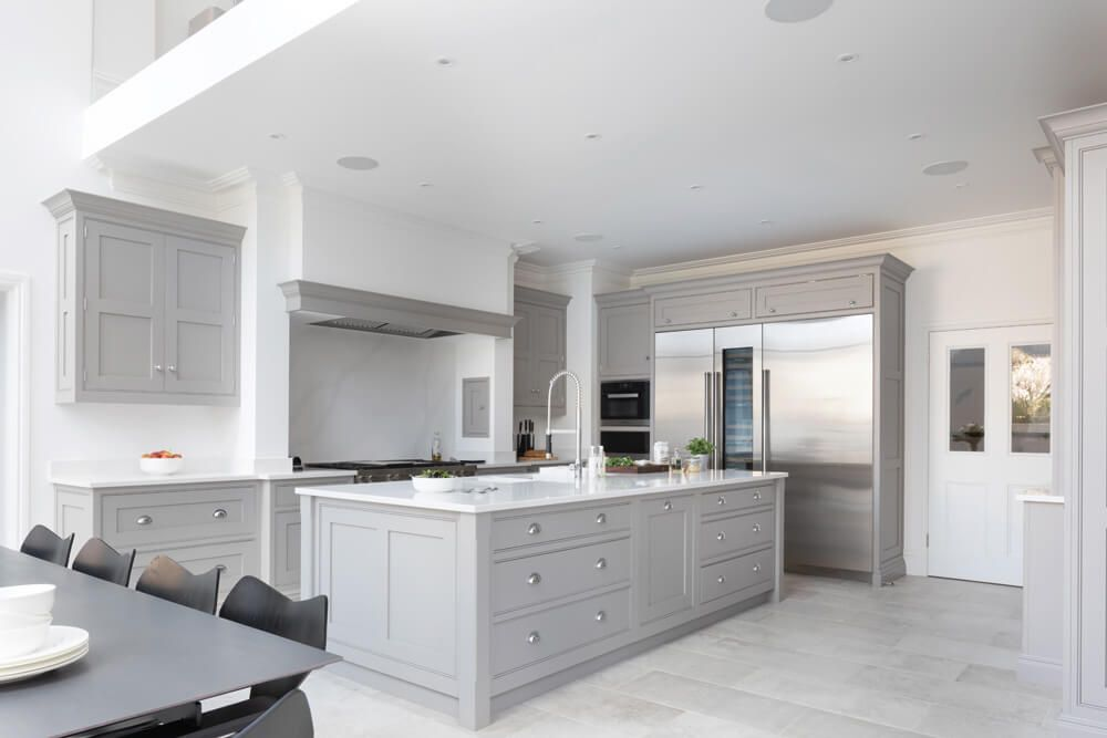 Modern Open Plan Kitchen | Tom Howley