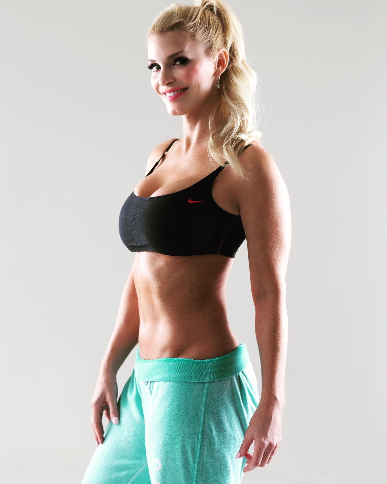 45 year old fitness model