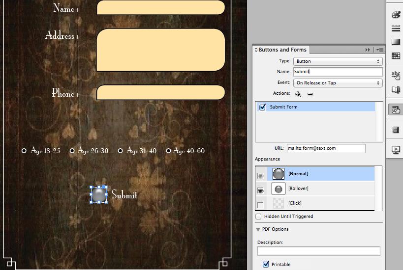 Indesign cs6 interactive pdf video playback