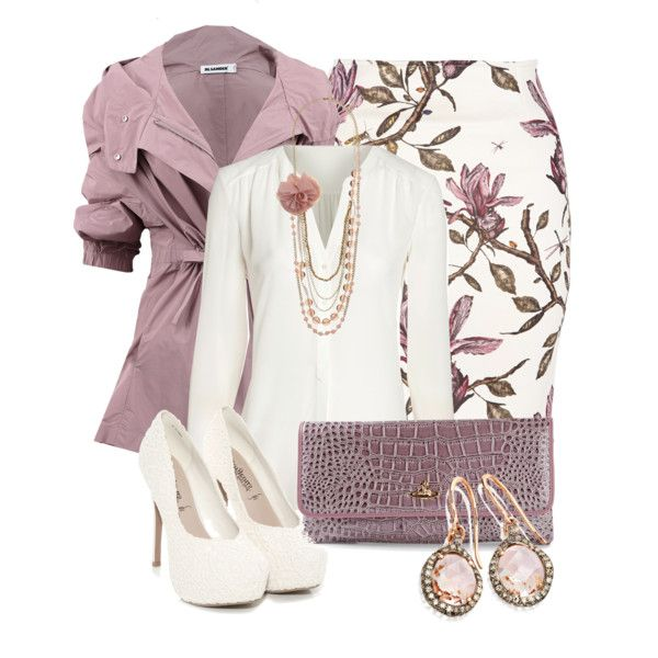 """Spring"" by justbeccuz on Polyvore"