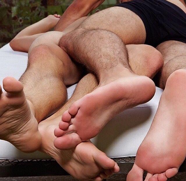 Art foot gay interest