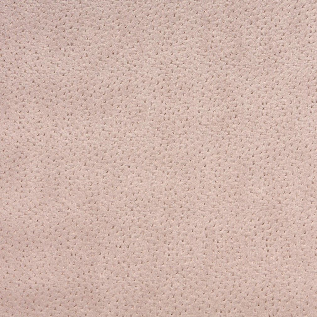 "-54/"" Sold By The Yard Beige Off White Soft Skin Ostrich Upholstery Vinyl"