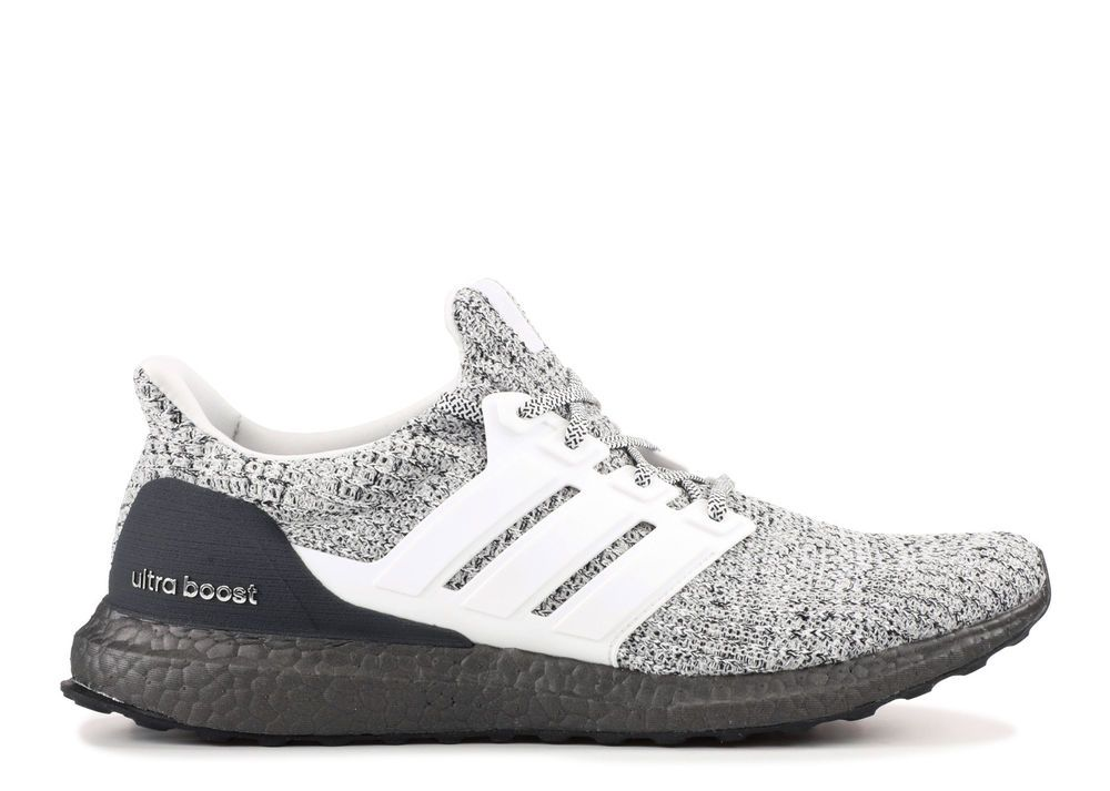 Adidas Ultra Boost 4 0 Triple Black Bb6171 In 2020 Sneakers
