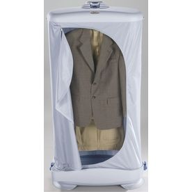 a closet that automatically steams your clothes only $200.... my birthday is in april... i hate ironing... hint hint hint