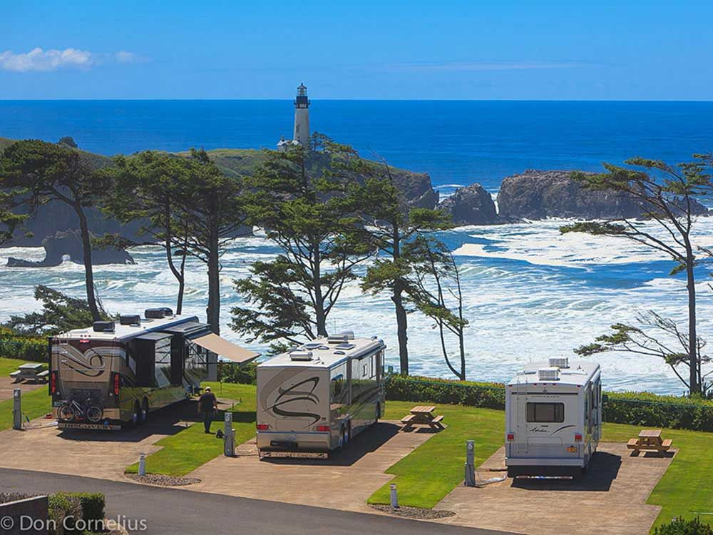 Pacific Shores Motorcoach Resort Newport Campgrounds Good Sam Club Rv Parks And Campgrounds Camping Destinations Camping Locations