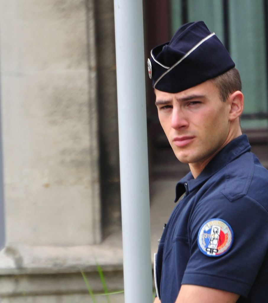 Private Eyes French Man Men In Uniform Men